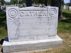 Mary Virginia <i>Boak</i> Cather