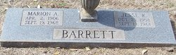 Jesse Mae <i>Kelley</i> Barrett