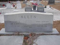 Anna <i>Howard</i> Allen