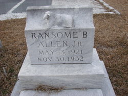 Ransome B Allen, Jr
