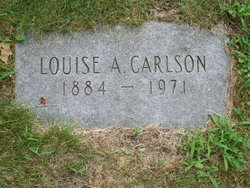 Louise A. <i>Timm</i> Carlson