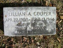 Lillian A. <i>Cooper</i> Bryan