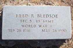 Fred R. Bledsoe
