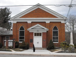 Hancock Presbyterian Church Cemetery