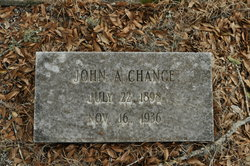 John Arthur Chance