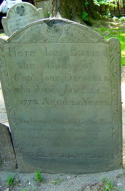 Capt John Decoster
