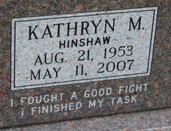 Kathryn M. <i>Hinshaw</i> Albee