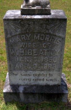 Mary Susan <i>Morris</i> Beatty