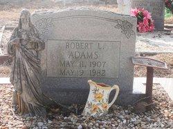 Robert E. Lee Adams