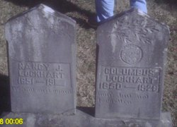 Nancy Jane <i>Frail Mathers</i> Lockhart