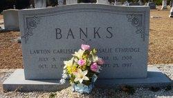 Rosalie <i>Ethridge</i> Banks