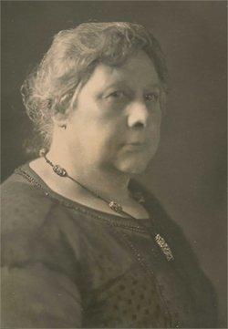 Martha Ellen <i>Grimm</i> Burns