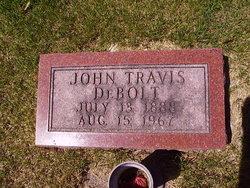 John Travis DeBolt