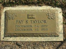 Samantha Fay <i>Shelton</i> Taylor