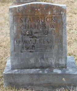 Charles Wilbur Starbuck