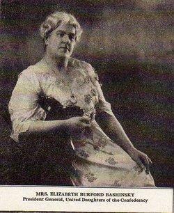 Elizabeth <i>Burford</i> Bashinsky