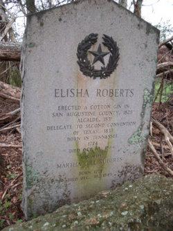 Elisha Roberts