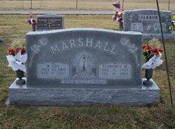 Florence Mae <i>Greenwood</i> Marshall
