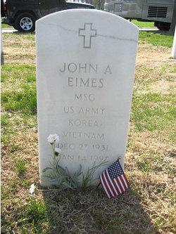John Adam Eimes