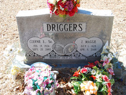 Czernie E Driggers, Sr