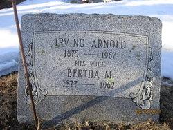 Bertha M. <i>Johnson</i> Arnold