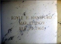 Royle Howard Hansford