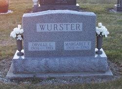 Margaret E <i>Moorman</i> Wurster