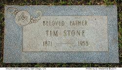 Timothy Nimrod Stone