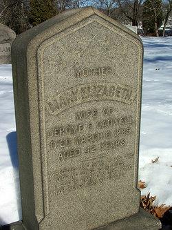 Mary Elizabeth <i>Wood</i> Cadwell