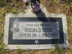 Thelma Daphane <i>Colbert</i> Beebe