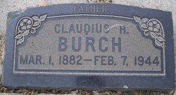 Claudius Hilton Burch