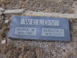 Rebecca Jane <i>Baze</i> Weldy