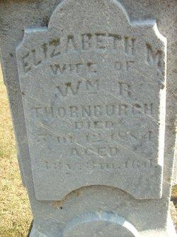 Elizabeth M. Thornburgh
