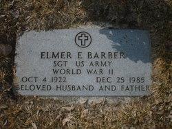 Elmer Eugene Barber