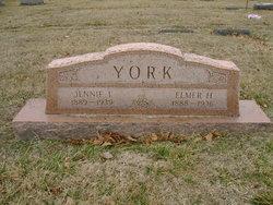 Elmer H. York