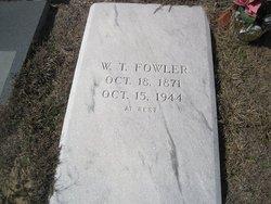 W T Fowler