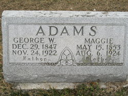 George William Adams
