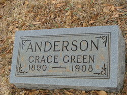 Grace <i>Green</i> Anderson