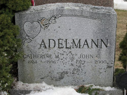 Catherine M. <i>Campbell</i> Adelmann