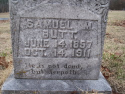 Samuel M. Butt