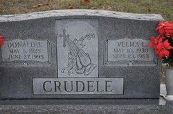 Velma L <i>McCain</i> Crudele