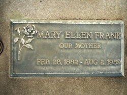Mary Ellen <i>Mitchell</i> Frank