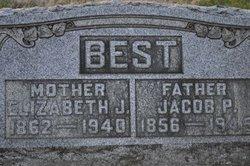 Elizabeth J Best