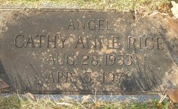 Cathy Anne Rice