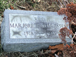 Marjorie <i>Corlis</i> Bates