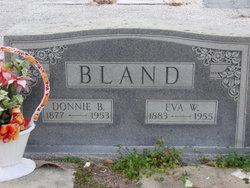 Donnie B Bland