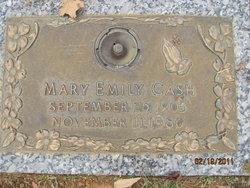 Mary Emily Cash