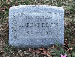 Clarence E Bates