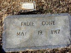 Fadie <i>Earp</i> Cone