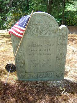 Sherman Hoar